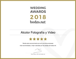 weddingawards 2018